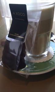 Classic flødebolle fra A XOCO - til en god cafe latte